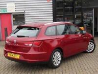 2014 SEAT Leon ST 1.6 TDI Ecomotive SE 5 door Diesel Estate