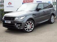 2014 Land Rover Range Rover Sport 4.4 SDV8 Autobiography Dynamic 5 door Auto Die