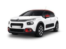 2017 Citroen C3 1.6 BlueHDi 75 Feel 5 door Diesel Hatchback