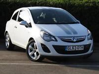 2014 Vauxhall Corsa 1.0 ecoFLEX Sting 3 door Petrol Hatchback