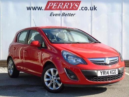 2014 Vauxhall Corsa 1.2 Excite 5 door [AC] Petrol Hatchback