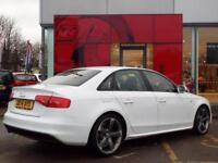 2014 Audi A4 2.0 TDI 177 Black Edition 4 door Diesel Saloon