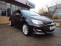 2013 Vauxhall Astra 1.6i 16V Elite 5 door Petrol Hatchback