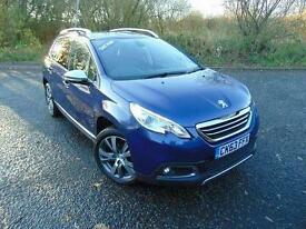 2013 Peugeot 2008 1.6 e-HDi Feline 5 door [Calima] Diesel Estate