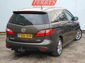 2014 Mazda 5 1.6d Sport Venture Edition 5 door Diesel People Carrier