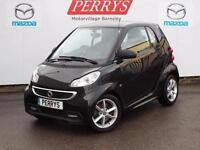2013 Smart ForTwo Cabrio Edition21 mhd 2 door Softouch Auto Petrol Convertible