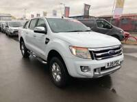 2015 Ford Ranger Pick Up Double Cab Limited 2.2 TDCi 150 4WD Diesel Van