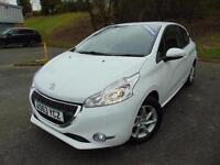 2014 Peugeot 208 1.2 VTi Active 3 door Petrol Hatchback