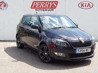 2014 Skoda Fabia 1.2 TSI 105 Black Edition 5 door Petrol Hatchback