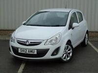2012 Vauxhall Corsa 1.3 CDTi ecoFLEX Active 5 door [AC] Diesel Hatchback