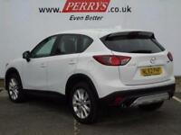 2012 Mazda CX-5 2.2d Sport Nav 5 door Diesel Estate
