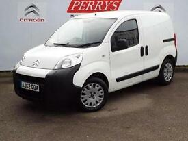 2012 Citroen Nemo 1.3 HDi Enterprise [non Start/Stop] Diesel Van