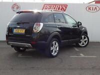 2011 Chevrolet Captiva 2.2 VCDi LTZ 5 door [7 Seats] Diesel Estate