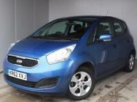 2013 Kia Venga 1.6 2 5 door Auto Petrol Hatchback