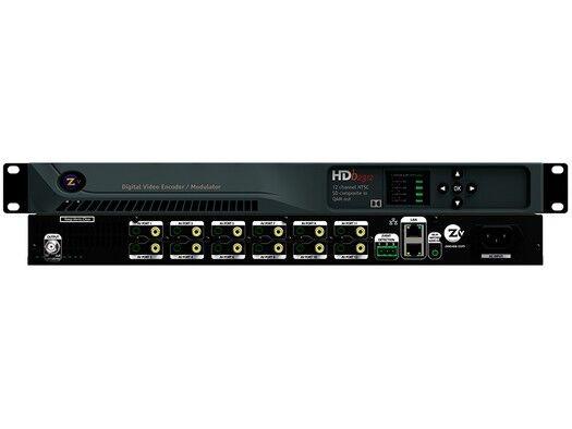 Zeevee Hdb2312-na Sd Digital Encoder / Modulator