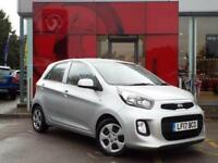 2017 Kia Picanto 1.0 65 1 Air 5 door Petrol Hatchback