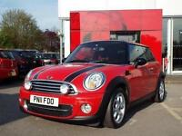 2011 MINI Cooper 1.6 Cooper D 3 door Diesel Hatchback
