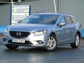 2017 Mazda 6 2.0 SE-L Nav 5 door Petrol Estate