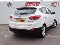 2013 Hyundai ix35 2.0 CRDi Premium 5 door Diesel Estate