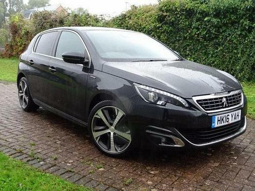 2016 peugeot 308 1 2 puretech 130 gt line 5 door eat6 petrol hatchback in portsmouth. Black Bedroom Furniture Sets. Home Design Ideas