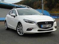 2017 Mazda 3 2.0 Sport Nav 5 door Petrol Hatchback