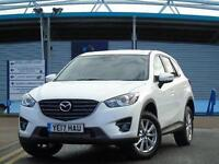2017 Mazda CX-5 2.2d SE-L Lux Nav 5 door Diesel Estate