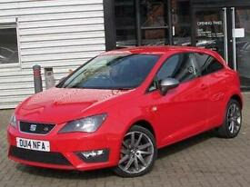 2014 SEAT Ibiza SC 1.4 TSI ACT FR Edition 3 door Petrol Coupe