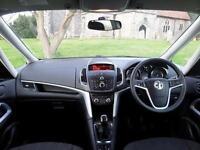 2014 Vauxhall Zafira Tourer 2.0 CDTi [165] Exclusiv 5 door [non Start Stop] Dies