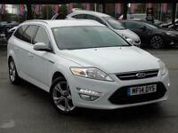2014 Ford Mondeo 2.0 TDCi 163 Titanium X Business Edition 5 door Diesel Estate