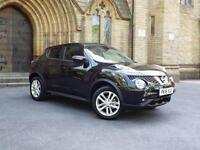 2016 Nissan Juke 1.5 dCi N-Connecta 5 door Diesel Hatchback