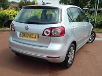 2013 Volkswagen Golf Plus 2.0 TDI 140 SE 5 door Diesel Hatchback