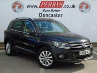 2013 Volkswagen Tiguan 2.0 TDi BlueMotion Tech Match 5 door [2WD] Diesel Estate
