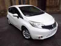 2016 Nissan Note 1.5 dCi Acenta Premium 5 door Diesel Hatchback