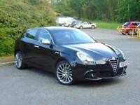 2011 Alfa Romeo Giulietta 1.4 TB MultiAir Lusso 5 door Petrol Hatchback