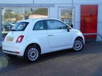 2017 Fiat 500 1.2 Lounge 3 door Petrol Hatchback
