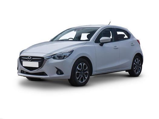 2017 Mazda 2 1.5 75 SE 5 door Petrol Hatchback