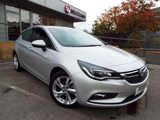2016 Vauxhall Astra 1.4T 16V 150 SRi Nav 5 door Petrol Hatchback
