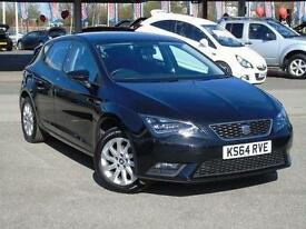 2014 SEAT Leon 1.6 TDI 110 SE 5 door [Technology Pack] Diesel Hatchback