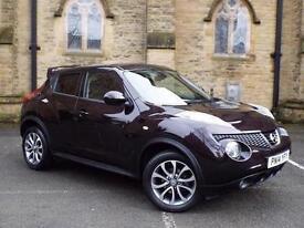 2014 Nissan Juke 1.5 dCi Tekna 5 door [Start Stop] Diesel Hatchback