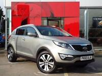 2011 Kia Sportage 1.7 CRDi ISG 3 5 door Diesel Estate