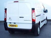2014 Citroen Dispatch 1000 1.6 HDi 90 H1 Van Enterprise Diesel