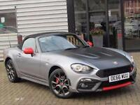2016 Abarth 124 Spider 1.4 T Multiair 2 door Petrol Coupe