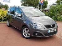 2014 SEAT Alhambra 2.0 TDI CR SE 5 door DSG Diesel People Carrier