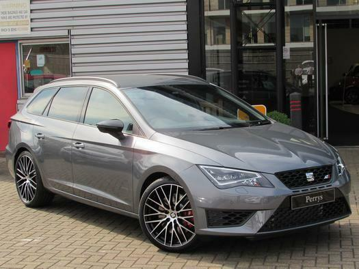 2016 seat leon cupra st 2 0 tsi cupra black 290 5 door dsg petrol estate in aylesbury. Black Bedroom Furniture Sets. Home Design Ideas