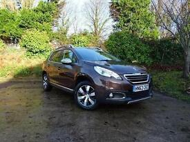 2013 Peugeot 2008 1.6 e-HDi 115 Allure 5 door Diesel Estate