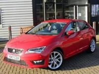 2017 SEAT Leon SC 1.4 EcoTSI 150 FR 3 door DSG [Technology Pack] Petrol Coupe
