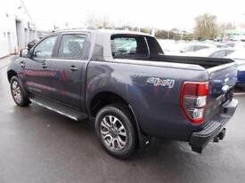 Ford Ranger Pick Up Double Cab Wildtrak 3.2 TDCi 200 Auto Diesel Double Cab Pick