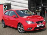 2015 SEAT Ibiza SC 1.2 TSI I TECH 3 door Petrol Coupe