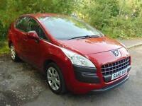 2010 Peugeot 3008 1.6 HDi Active 5 door Diesel Estate