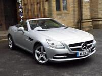 2013 Mercedes SLK SLK 250 BlueEFFICIENCY 2 door Tip Auto Petrol Convertible
